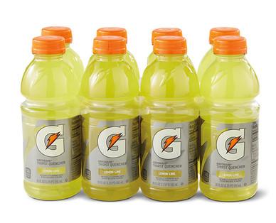 Gatorade 8 Pack Lemon Lime