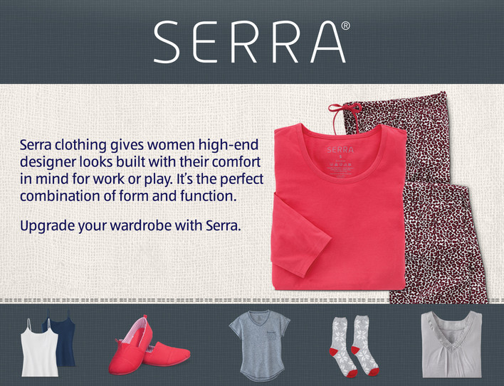 Serra Women's Clothing