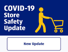 Covid-19 store safety update. View new update.