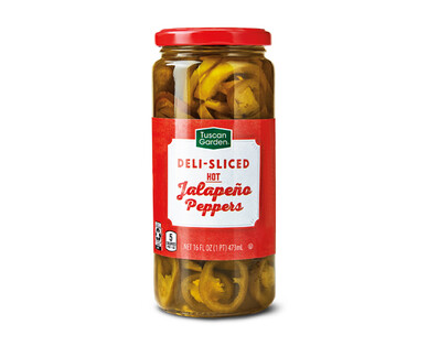 Tuscan Garden Jalapeno Peppers