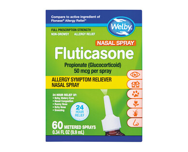 Welby Fluticasone Nasal Spray