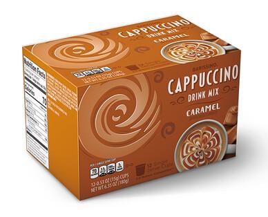 Barissimo Caramel Cappuccino Cups