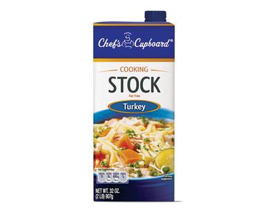 Chef's Cupboard Turkey Stock