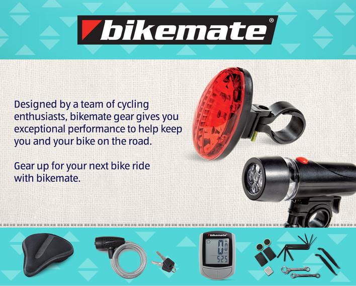 Bikemate Gear For Bike Riding