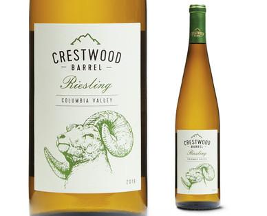 Crestwood Barrel Riesling