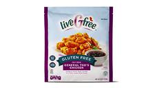 liveGfree General Tso's Gluten Free Chicken