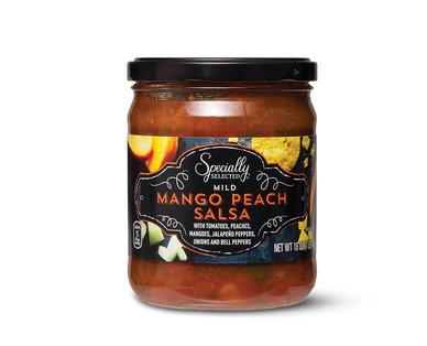 Specially Selected Mango Peach Salsa