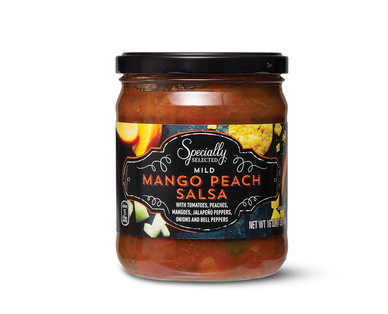 Specially Selected Mango Peach Salsa