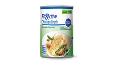 Fit and Active Reduced Sodium Chicken Broth 14 ounce. View Details.