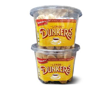 Benton's Dunkers Lemon