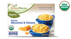 Simply Nature Organic Deluxe Macaroni and Cheese. View Details.