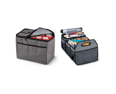 Auto XS Trunk Organizer with Insulated Cooler View 4