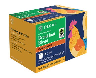 Barissimo Decaf Breakfast Blend Coffee Cups