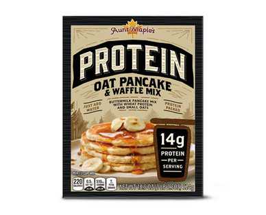 Aunt Maple's Protein Oat Pancake Waffle Mix