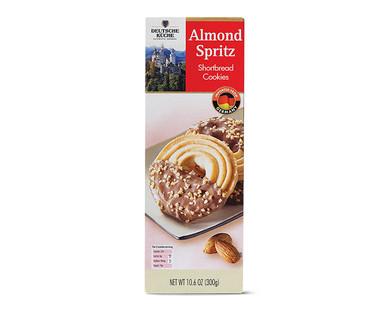 Deutsche Küche Spritz Cookies View 1