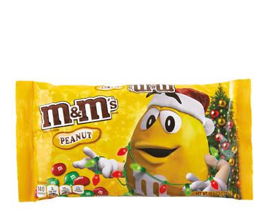 Mars Holiday M&M's Peanut