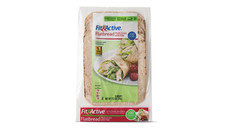 Fit and Active Multi-Grain with Flax Flatbread. View Details.