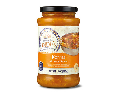 Cooke House Korma Simmer Sauce