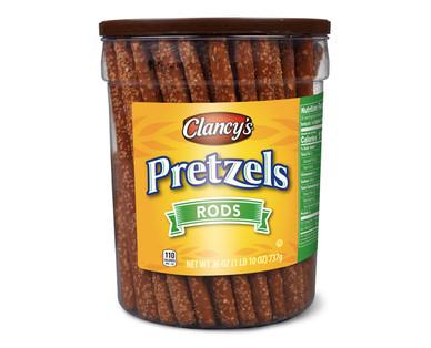 Clancy's Pretzel Rods