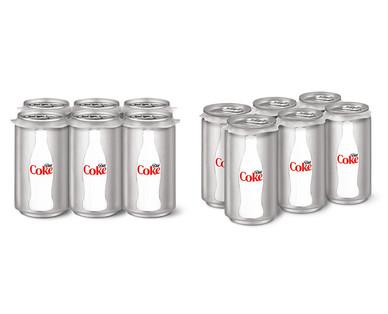 Coca-Cola Mini Can 6-Pack View 2