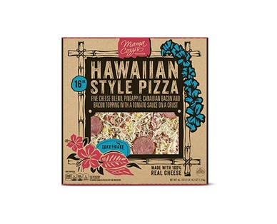"Mama Cozzi's Pizza Kitchen 16"" Hawaiian Style Deli Pizza View 1"