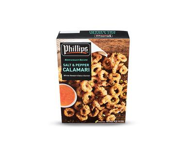 Phillips Salt & Pepper Breaded Calamari