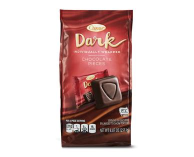 Choceur Dark Chocolate Individually Wrapped Chocolates