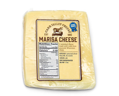 Carr Valley Marisa Cheese