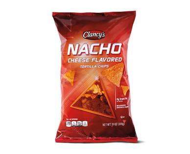 Clancy's Nacho Tortilla Chips