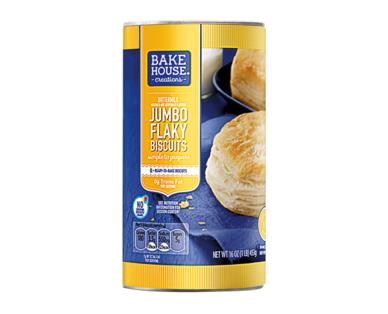 Bake House Creations Jumbo Flaky Biscuits