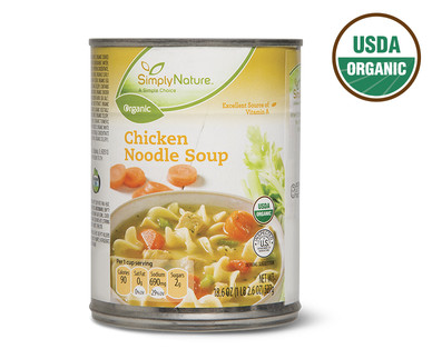 SimplyNature Organic Chicken Noodle Soup