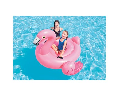 Intex Inflatable Ride On Flamingo or Unicorn View 4