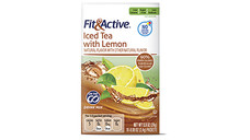Fit and Active Iced Tea with Lemon Drink Mix Sticks. View Details.