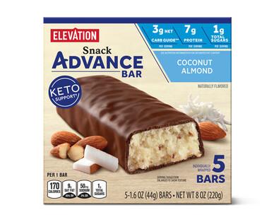 Elevation Almond Coconut Advance Bars