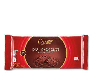 Choceur Dark Chocolate Bar