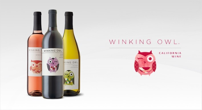 Winking Owl California Wine