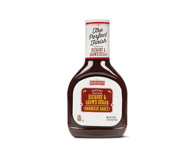Burman's Hickory and Brown Sugar BBQ Sauce
