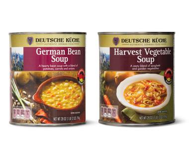 ALDI US Deutsche Küche Soup