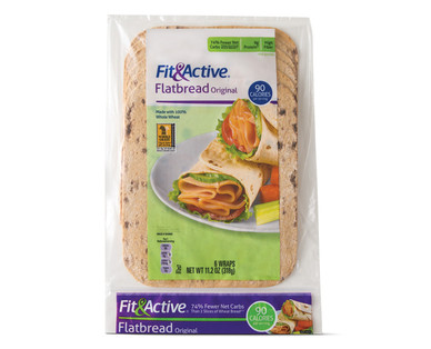 Fit & Active® Original Flatbread