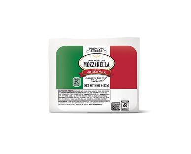 Happy Farms Preferred Whole Milk or Part Skim Mozzarella View 1