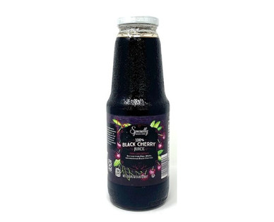 Specially Selected Premium 100% Juices Black Cherry
