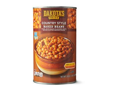 Dakota's Country Style Baked Beans