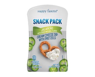Happy Farms Jalapeno Cream Cheese Snack Pack