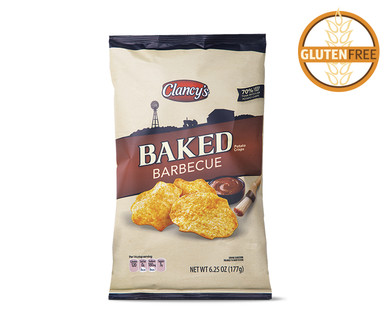 Clancy's Barbecue Baked Potato Crisps