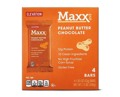 Elevation Maxx Bar - Peanut Butter Chocolate