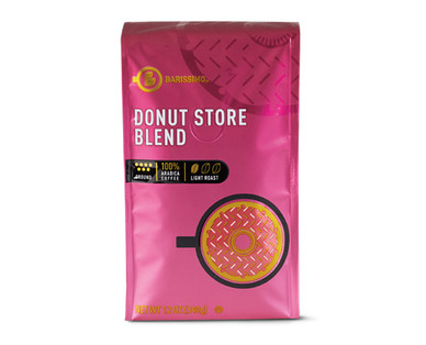 Barissimo Donut Store Ground Coffee
