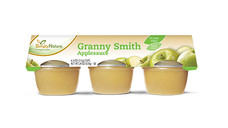 SimplyNature Applesauce Cups