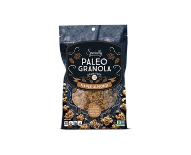 Specially Selected Maple Almond or Mixed Berry Paleo Granola View 1