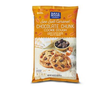 Bake House Creations Sea Salt Caramel Chocolate Cookie Dough