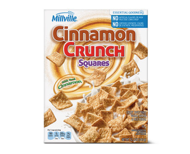 Millville Cinnamon Crunch Squares